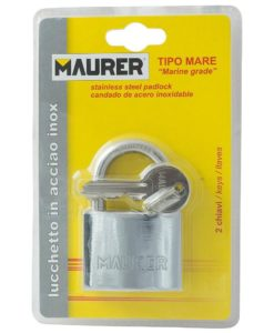 candado-maurer-inoxidable-arco-normal-50-mm