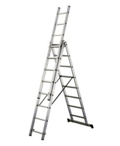 escalera-aluminio-industrial-pronor-con-travesao-141414-10-metros