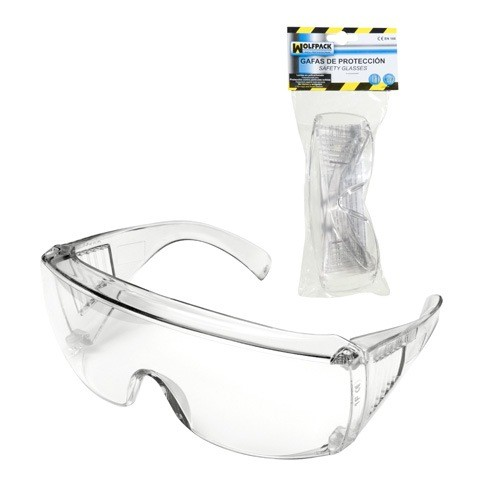 gafas-proteccion-en166-patillas-ajustables-transparentes