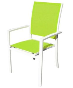 silla-jardin-aluminio-textilene-sunset-apilable-color-verde